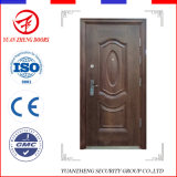 Modern Wrought Iron Single Security Door Product in China