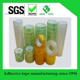 BOPP Clear Stationery Tapes for School/Office Use
