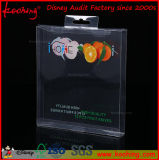 Custom Printing Plastic Clear Pet PVC Retail Packing Gift Box