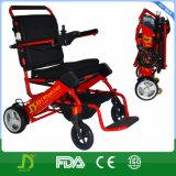Motor Power Aluminum Wheelchair Disabled Wheelchair