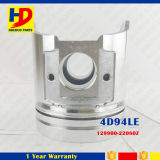 Piston with Pin Excavator Diesel Engine Parts of 4D94le with OEM (129900-22080Z)