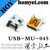 Mini 10pin USB Connector with SMT Type