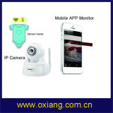 Newest Baby Monitor Camera with Functions of Baby Heart Rate and Temperature Monitoring