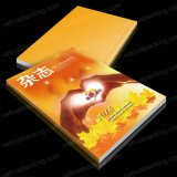Whoesale Custom Color Printed Magazine Brochure Offset Printing Book