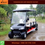 Customized 6 Seater Electric Golf Cart Electric Vehicles