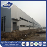 China Steel Fabricated Cheap Warehouse Building Plans