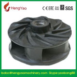 Ya-Centrifugal Slurry Pump Rubber Impeller