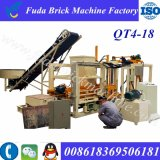 New Product Fuda Full Automatic and Hydraulic Brick Making Machine