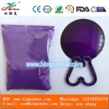 Electrostatic Spray Candy Color Transparent Powder Coating with FDA Certification