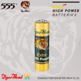 Tiger Head AA Extra High Power Battery with Original Cover
