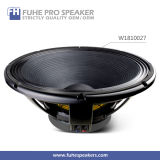 18inch China Speaker Manufacturer/DJ Bass Speaker/Speaker for Stage