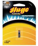 1.5V N Size Lr1 Alkaline Battery (LR1 N size)