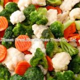 Individual Quick Frozen Mixed Vegetables for Cooking Delicious Food
