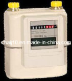IC Card Prepayment Prepaid Gas Meter, AMR, GPRS Wireless (G1.6, G2.5, G4)