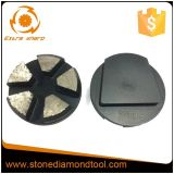 4 Inch Diamond Metal Abrasive Concrete Floor Grinding Disc