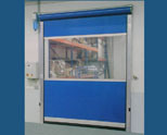 High Speed Door for Rolling Door