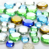 Crystal Glass Stone Beads Gardening