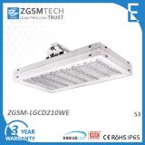 High Power LED 210W LED Commercial Light Fixture