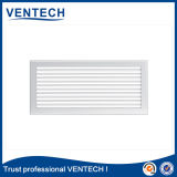 Size-Customerized Single Deflection Air Grille for Ventilation Use