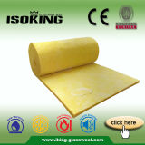 Glass Wool Blanket Roof Thermail Insulation Construction Material
