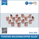 Welding Copper Caps for Resistance Spot Welding Machine with High Conductive