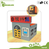 Good Price New Design Kids Games Wooden Playhouse