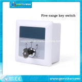 5 Position Momentary Key Operated Switch for Automatic Sliding Door