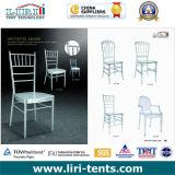 Resin Clear Chiavari Chair for Wedding Banquet