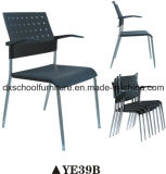 New Design Black Executive Chair with Armest/Training Chair YE39B