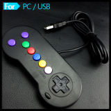 Snes Model USB Game Joystick for PC Tablet PC
