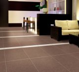 Brwon Glazed Floor Ceramics Tile (EDC66020)