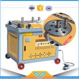 Gw42D Simi-Auto Rebar Bending Machine