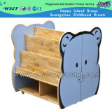 Cute Cartoon Cabinet Wooden Cabinet Children Toy Furniture (HC-3706)