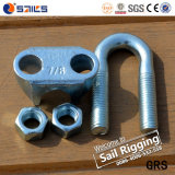 Malleable Steel Casting Us Type Wire Rope Clamp