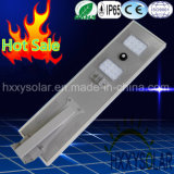 25W Factory Supply All in One Solar LED Street Light