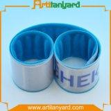 Custom Fashion Wristband with Reflector