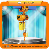 5ton Capacity Electric Chain Hoist with Load Limiter