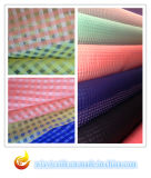 100%Polyester Fabric and Textile Organza Fabric for Garment