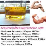 Bodybuilding Tritren 180mg/Ml Injectable Tri Tren Pre-Mixed Steroids Oil Tritren