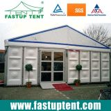 10m Width Wedding Tent with ABS Wall and Glass Door