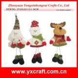 Christmas Decoration (ZY13G123-1-2-3 36CM) Christmas Costume Party Items