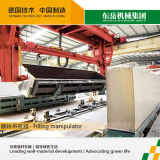 AAC Block Machine in Germany Technology, Aerated Autoclaved Concrete Block, AAC Lightweight Block Plant