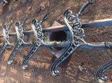Metal Garden Bench Leg