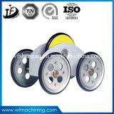 Cast Iron Sand Casting Spin Bike Flywheel for Gym Equipment