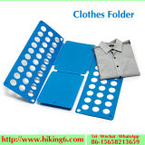 Plastic Clothes Folder, T-Shirt Folder, Flip Clothing Folder