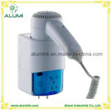 Hotel Wall Mounted 1200W High Speed Hair Dryer