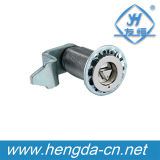 Triangle Head Quarter Turn Electrical Cabinet Lock (YH9763)