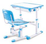 Children Kids Kindergarten Preschool Table Desk and Chair Set (7701)