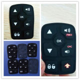 Laser Carving Rubber Silicone Keyboard