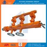 Oilfield Equipment Single/Double Plug Casing Cementing Head